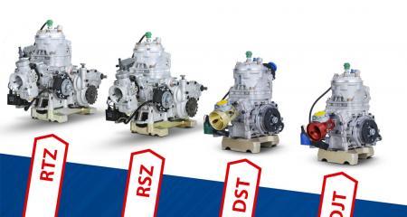 Nové homologované motory Vortex