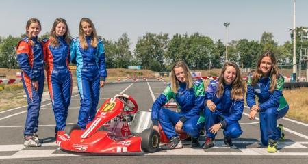 Girls on Track European Team dokončil výcvikový tábor FIA a pozerá sa do budúcnosti v motoristickom športe